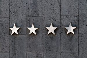 Star reviews as one of the examples how bad reviews can help your moving business is leaving positive and negative reviews.