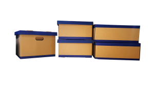 Moving boxes you can use for quick packing for your upcoming move.