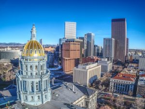 Denver is one of the the best cities of Colorado
