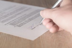 Be wise when you negotiate a commercial lease.