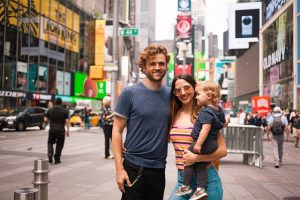 Family Kid New York - Reasons why Pennsylvania young families move to NYC
