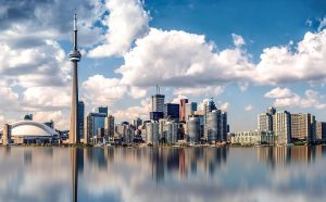 A view of Toronto that makes expanding your business to Toronto a perfect idea.